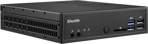 Mini PC (HTPC) Shuttle DH170 I7 Intel Core i7 (4 x 3.4 GHz), oper.paměť 8 GB, bez OS