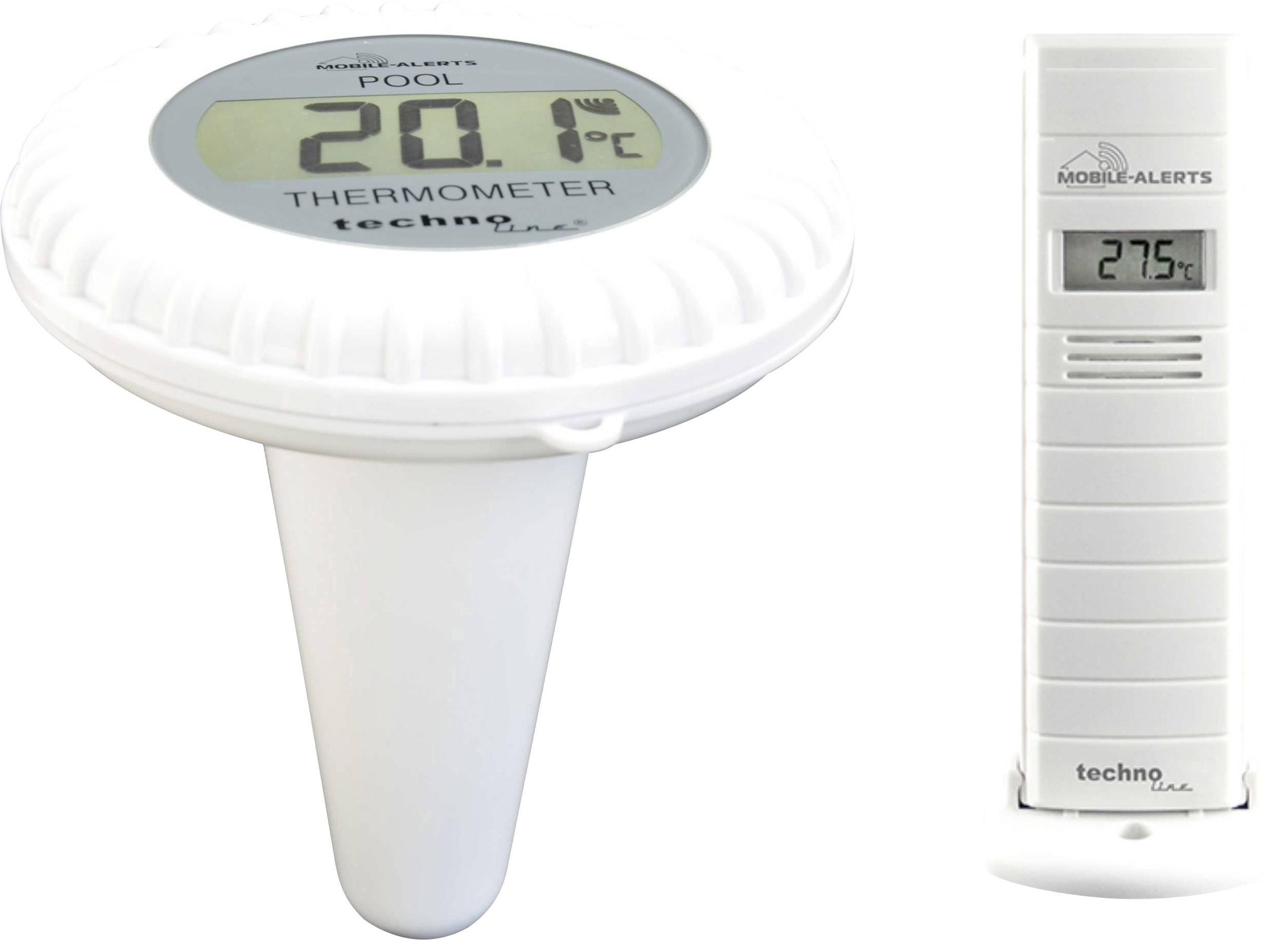 Teplotný / vlhkostný senzor do bazénu Techno Line Mobile Alerts MA 10700