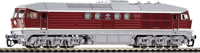 TT dieselová lokomotiva, model Piko TT BR 131.1, 47326