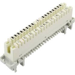 LSA Plus 2 10 párů 93014c1021 1425911, bílá, pólů 20, 1 ks