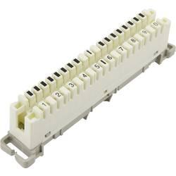 LSA Plus 2 10 párů 93014c1206 1425913, bílá, pólů 20, 1 ks