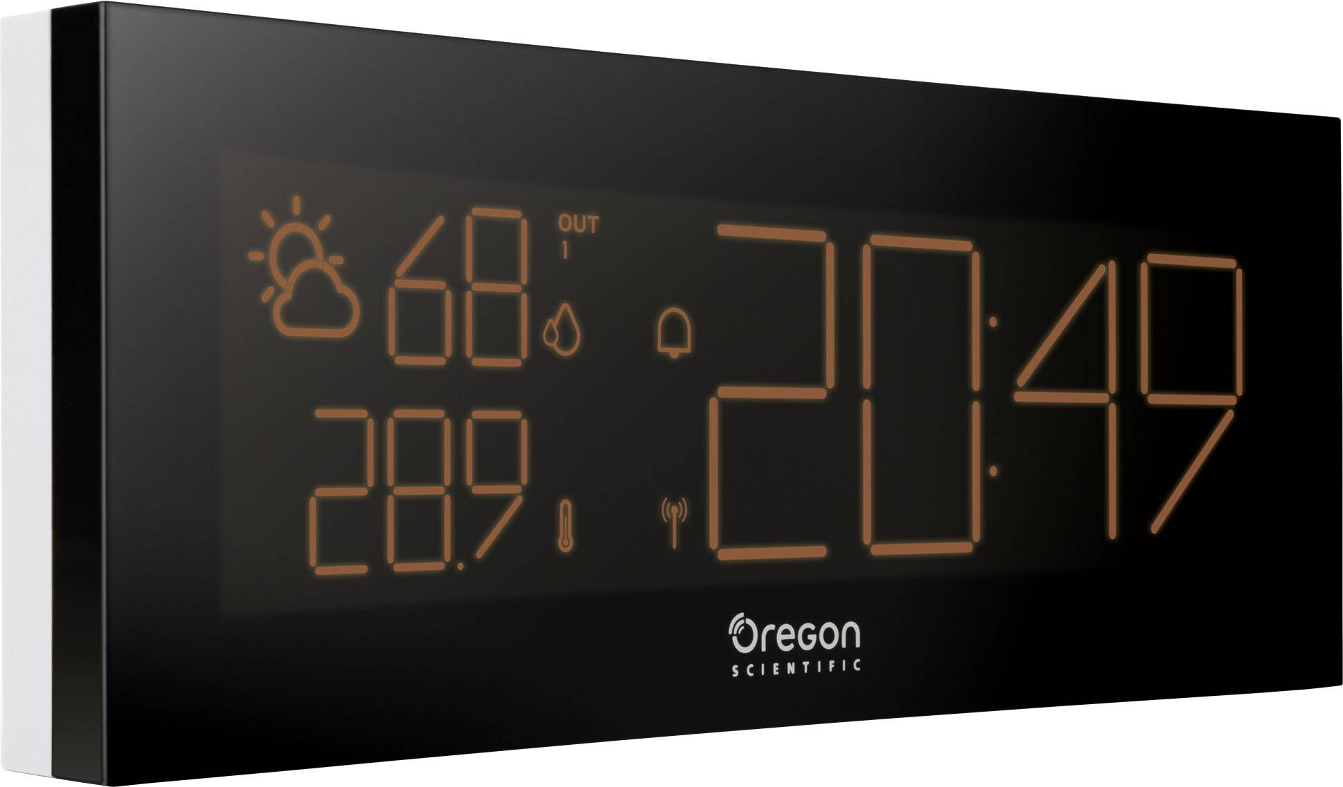 Digitálna bezdrôtová meteostanica Oregon Scientific