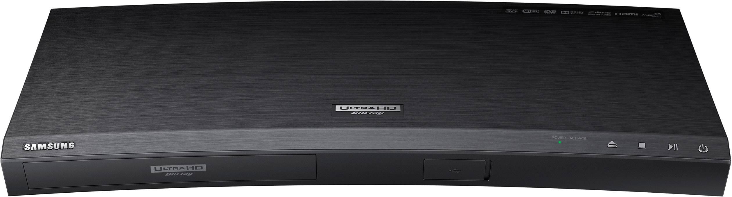 UHD Blu-ray přehrávače a rekordéry