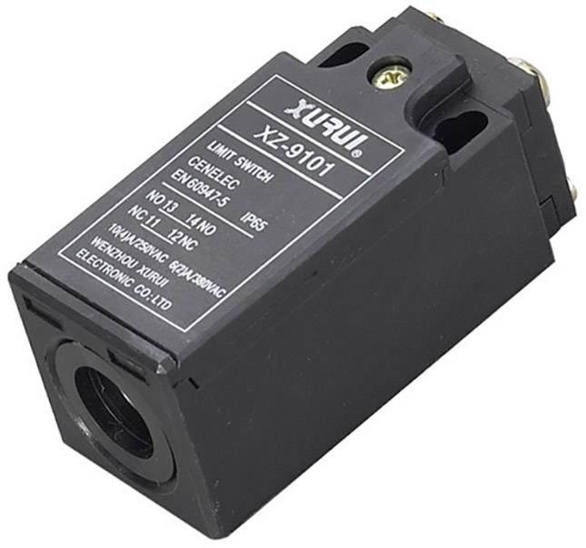 Koncový spínač XZ-9/101, 250 V/AC, 10 A, tŕň, bez aretácie, IP65, 1 ks
