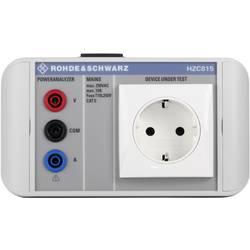 Napájací adaptér Rohde & Schwarz HZC815-EÚ pre prístroj na meranie výkonu R & S (R) HMC8015, európska zástrčka, 3593.8852.02