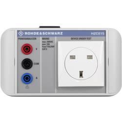 Napájací adaptér Rohde & Schwarz HZC815-GB pre prístroj na meranie výkonu R & S (R) HMC8015, britská zástrčka, 3622.2246.02
