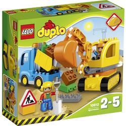 LEGO® DUPLO® 10812 Nákladní vůz & Bagru
