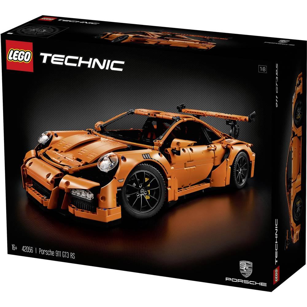porsche 911 gt3 rs lego technic 42056. Black Bedroom Furniture Sets. Home Design Ideas