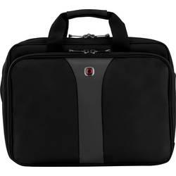 """Brašna na notebooky Wenger Legacy Double Gusset 600648 S max.velikostí: 40,6 cm (16"""") , černá, šedá"""
