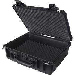 Ochranný kufor 207253 207253, (d x š x v) 430 x 380 x 154 mm, čierna