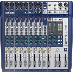 Analogový SoundCraft SIGNATURE 12 Kanálů:12 USB připojení