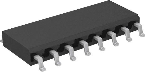 IO multivibrátor Texas Instruments CD74HC123M, 25 ns, SOIC-16