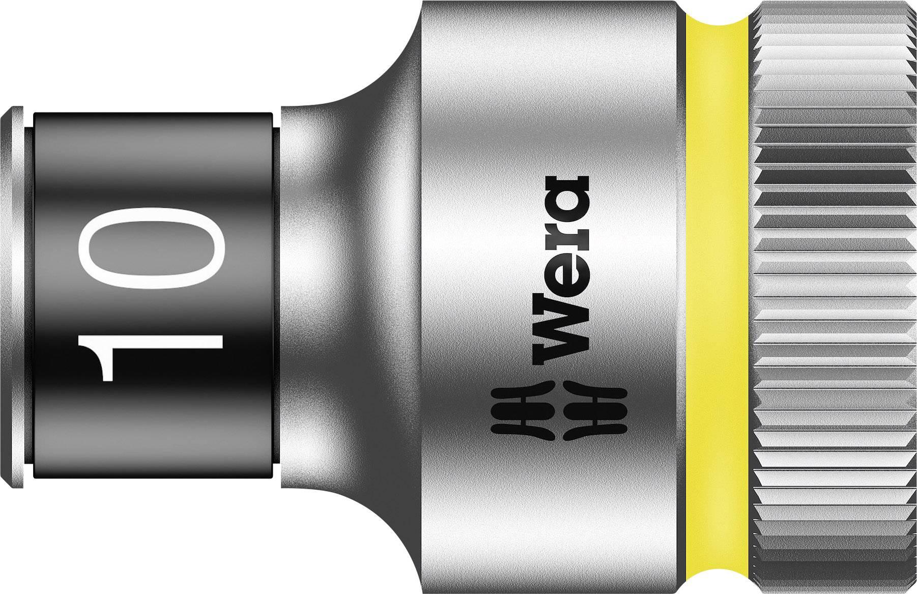 """Vložka pro nástrčný klíč, vnější šestihran Wera 8790 HMC HF 05003730001, 1/2"""", 10 mm, chrom-vanadová ocel"""