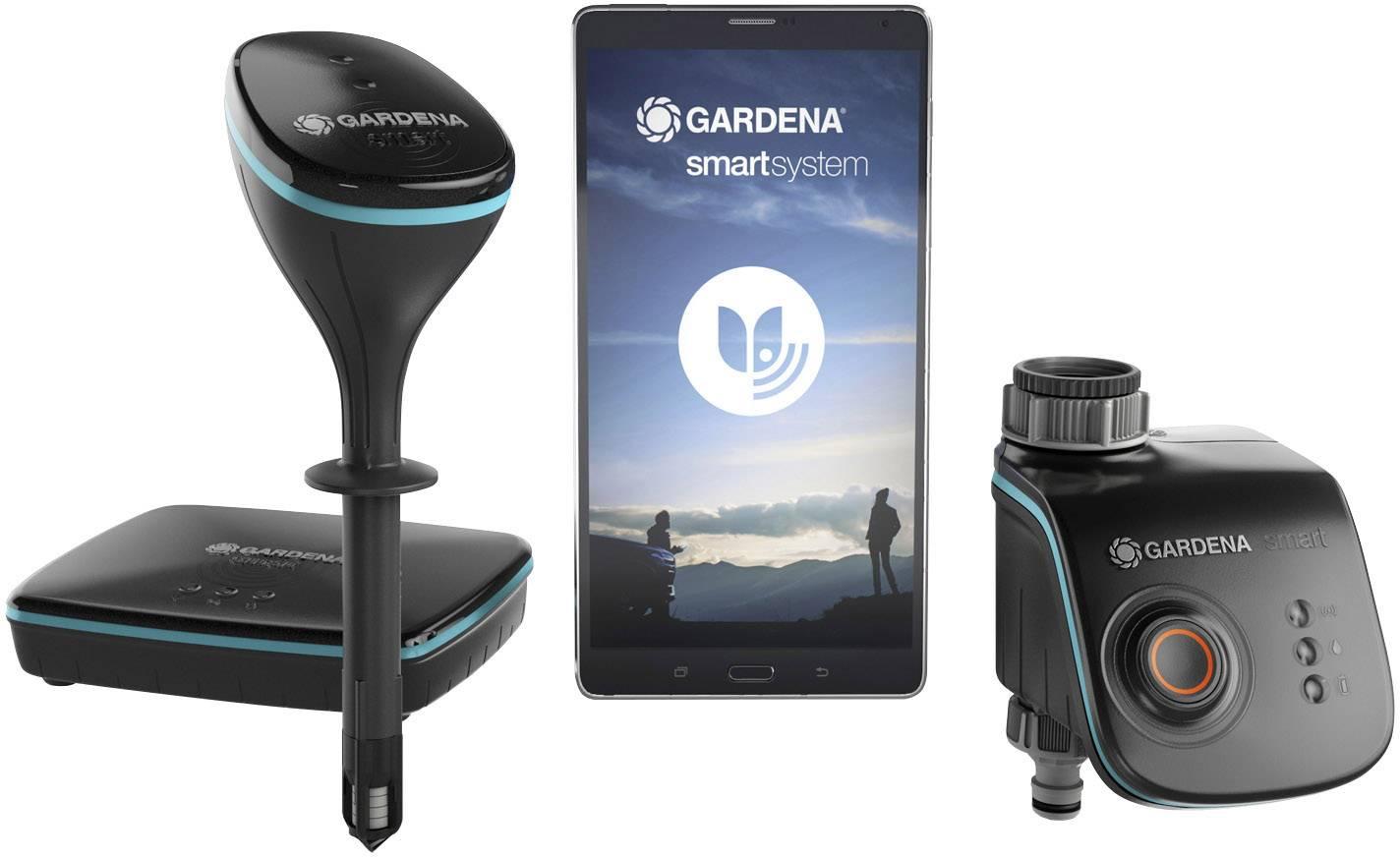 Gardena smartsystem zavlažování + smart Sensor ovládací sady
