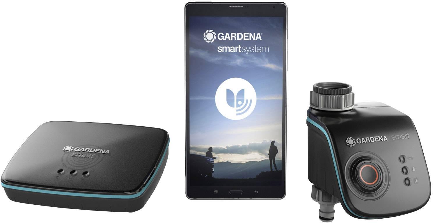 Gardena smartsystem zavlažování smart Water Control sada