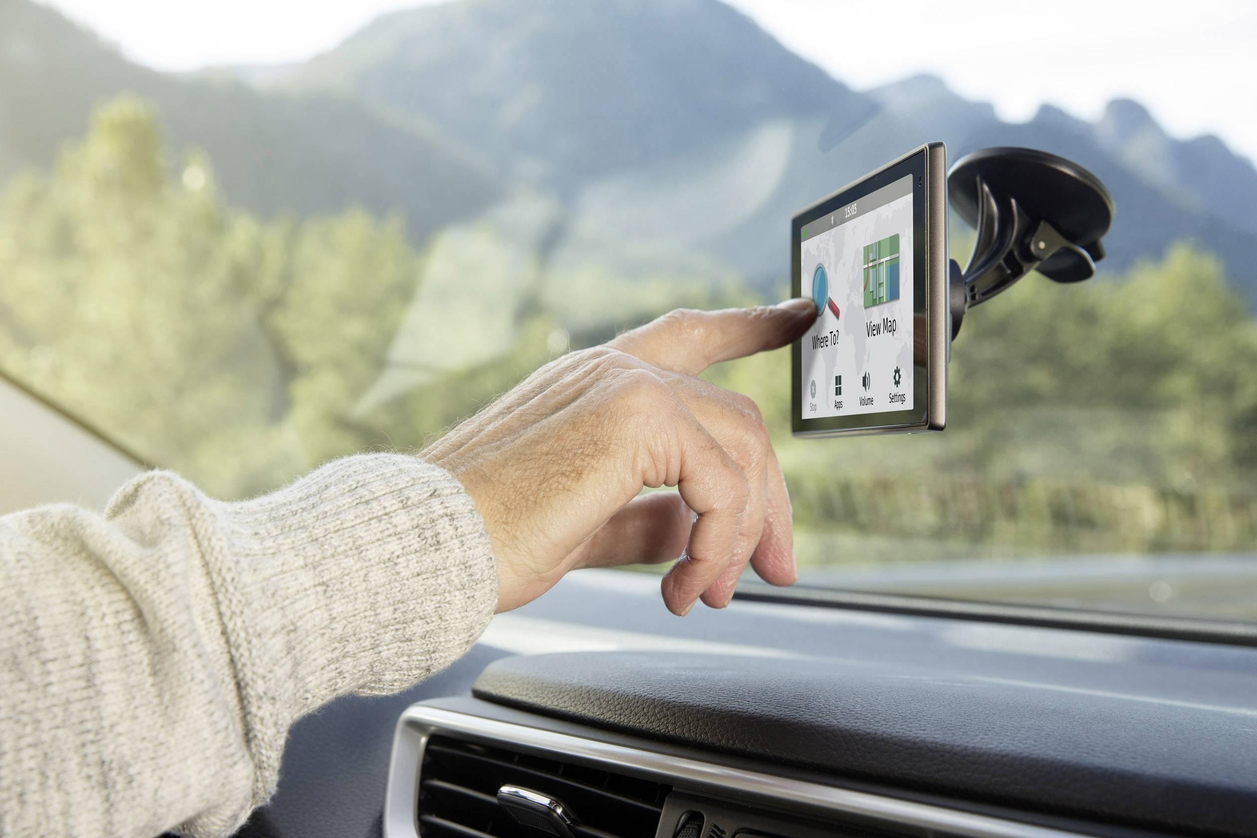 Navigačné systémy - autopríslušenstvo