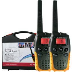 PMR radiostanice Albrecht Tectalk Sport 29865, sada 2 ks