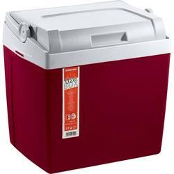 Přenosná lednice (autochladnička) MobiCool U26 červená, šedá 26 l