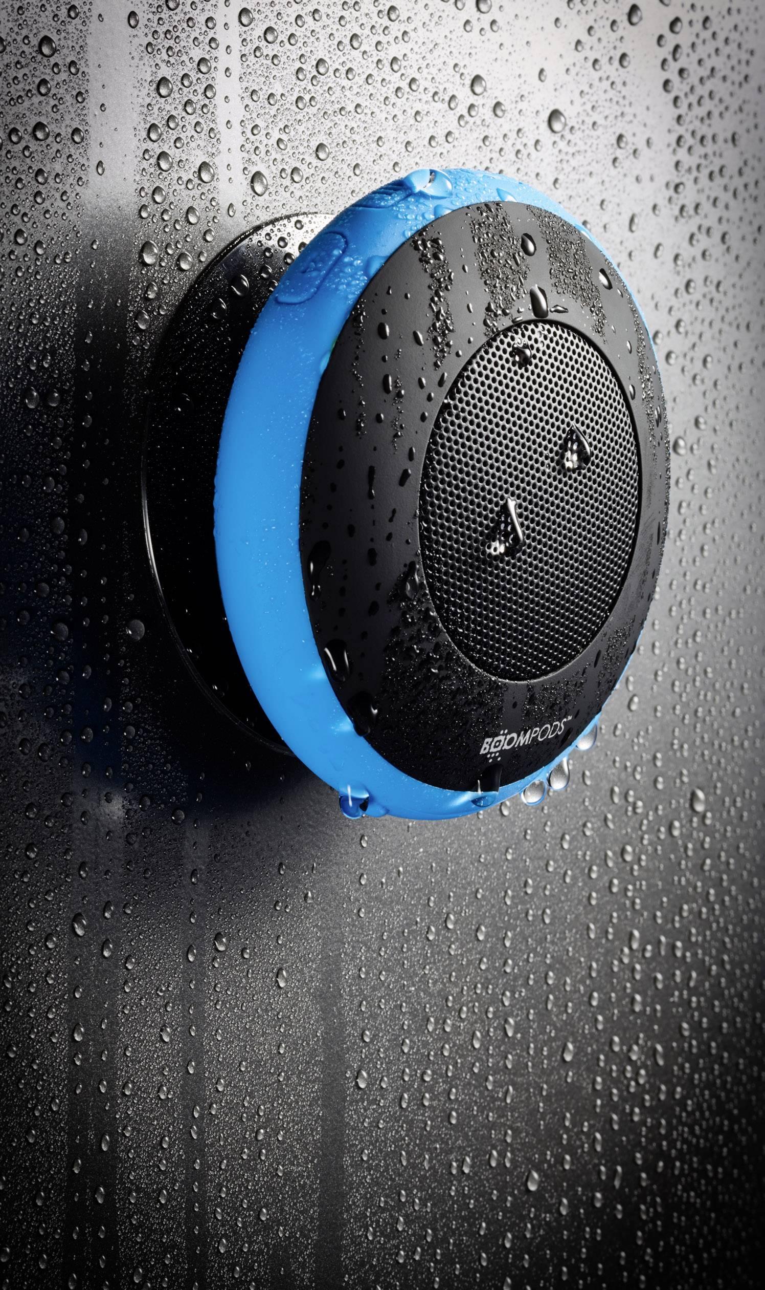 Vodotěsný Bluetooth® reproduktor Boompods Aquapod AQPBLU, modrá