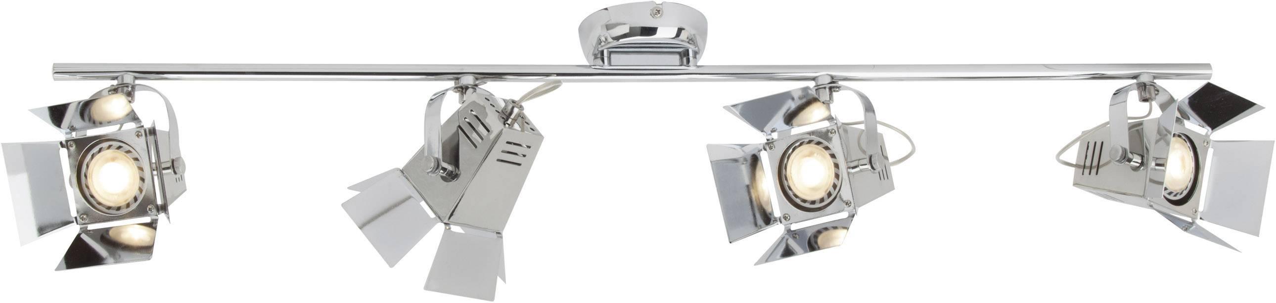Stropní lampa LED GU10 20 W Brilliant Movie G08931/15 chrom