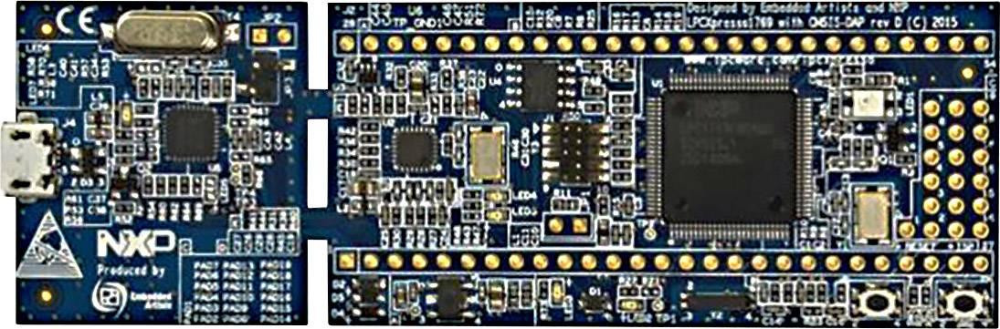 Vývojová deska NXP Semiconductors LPCXpresso1769/CD