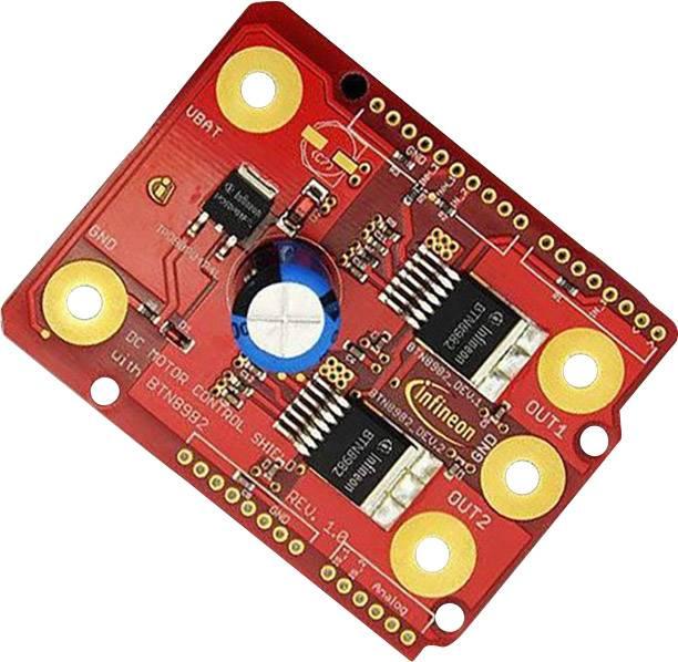 Vývojová doska Infineon Technologies DCMOTORCONTRBTN8982TOBO1