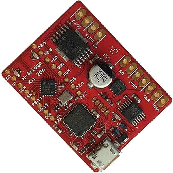 Vývojová deska Infineon Technologies HBRIDGEKIT2GOTOBO1