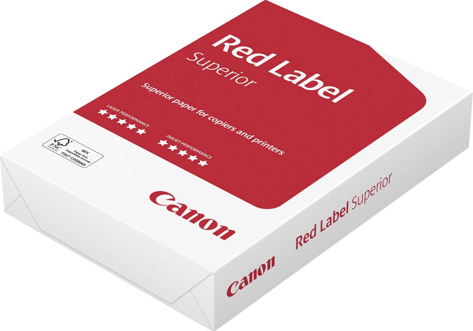 Univerzálny papier do tlačiarne Canon Red Label, 99822554 A4, 80 gm², 500 listov