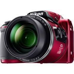 Digitální fotoaparát Nikon Coolpix B-500, 16 MPix, Zoom (optický): 40 x, červená