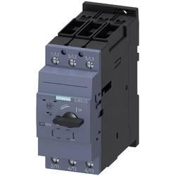 Výkonový vypínač Siemens 3RV2031-4XA10 Rozsah nastavení (proud): 49 - 59 A Spínací napětí (max.): 690 V/AC (š x v x h) 55 x 140 x 149 mm 1 ks