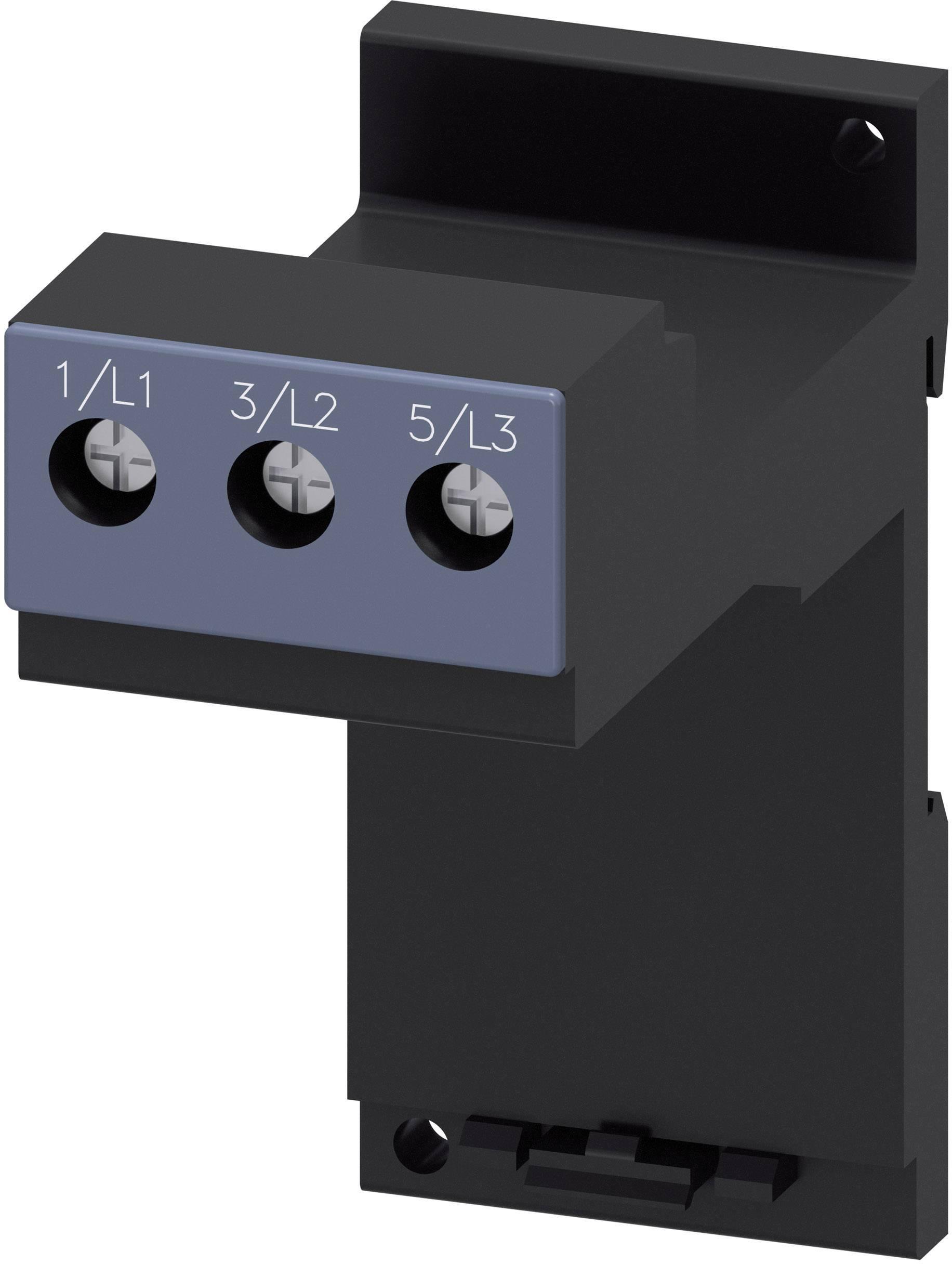 Jednotlivý instalační nosník Siemens 3RU2926-3AA01 1 ks
