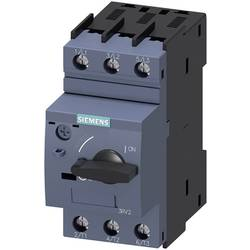 Výkonový vypínač Siemens 3RV2011-0JA10 Rozsah nastavení (proud): 0.7 - 1 A Spínací napětí (max.): 690 V/AC (š x v x h) 45 x 97 x 97 mm 1 ks