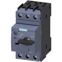 Výkonový vypínač Siemens 3RV2011-1HA10 Rozsah nastavení (proud): 5.5 - 8 A Spínací napětí (max.): 690 V/AC (š x v x h) 45 x 97 x 97 mm 1 ks