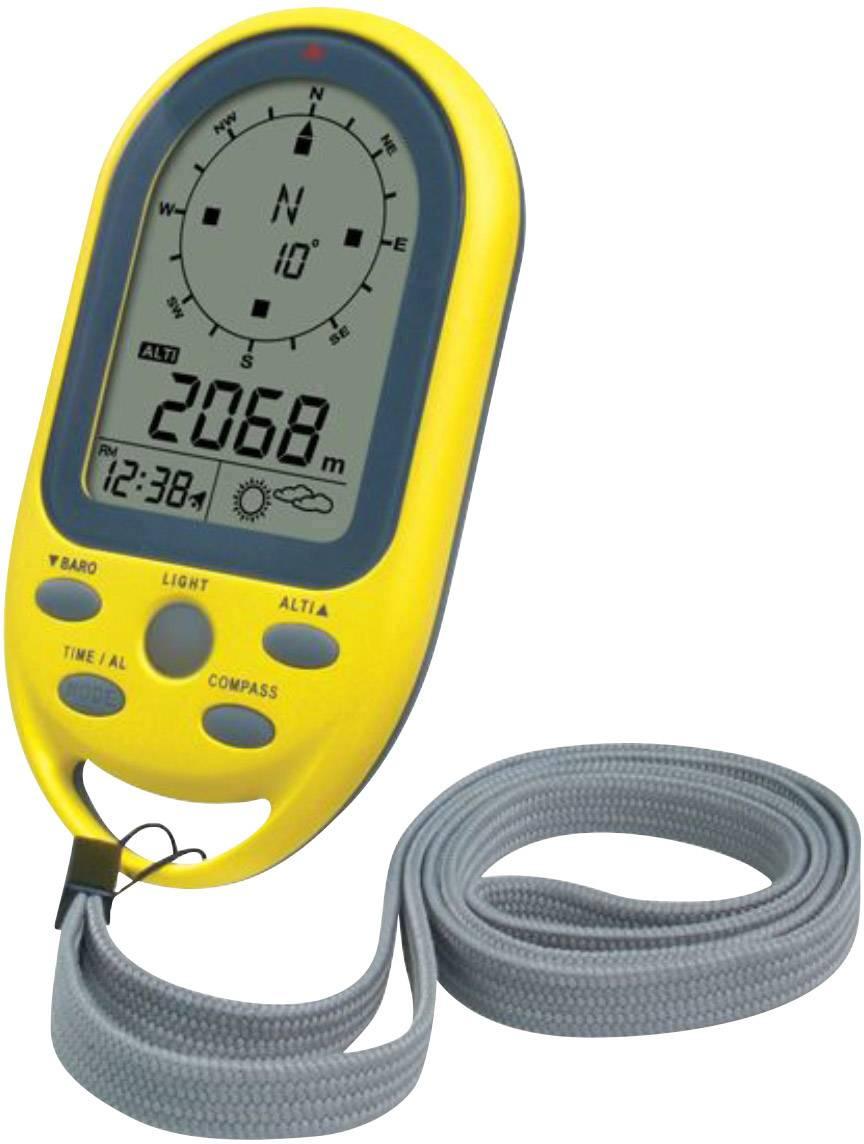 Digitálny výškomer TECHNOLINE EA 3050 s tlakomerom a kompasom