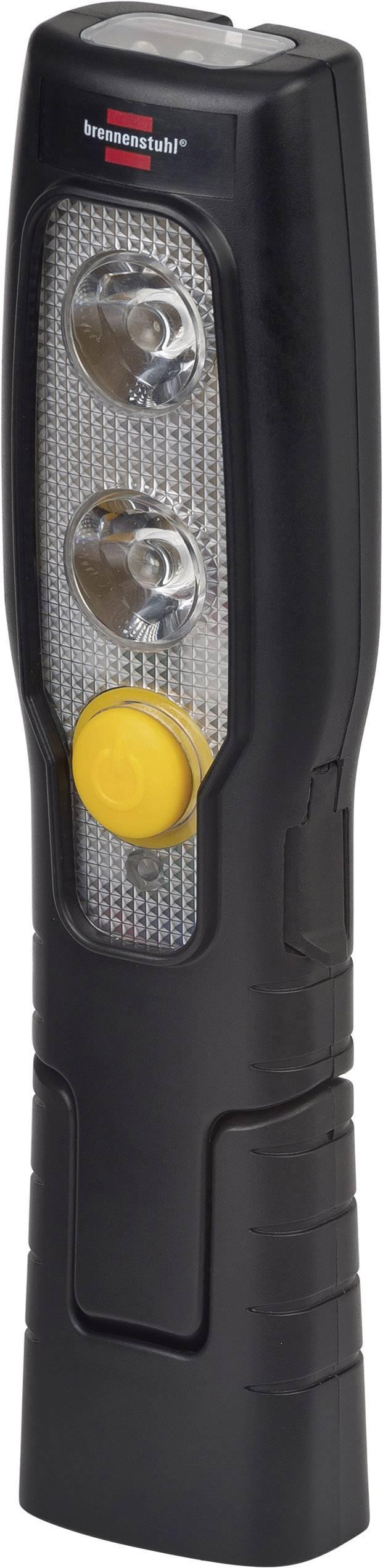 LED baterka s akumulátorom a USB Brennenstuhl HL SA 23 MH 1175430