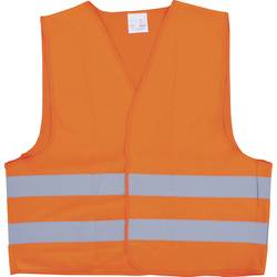 VISO VRXL Reflexní vesta, oranžová EN 471