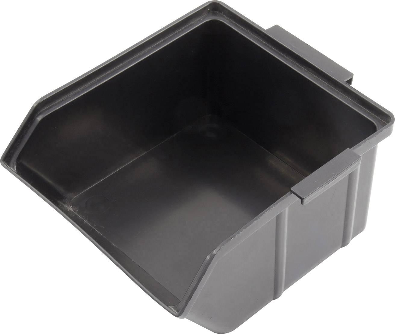 ESD box ESD-CS6683187, (d x š x v) 140 x 120 x 68 mm, čierna