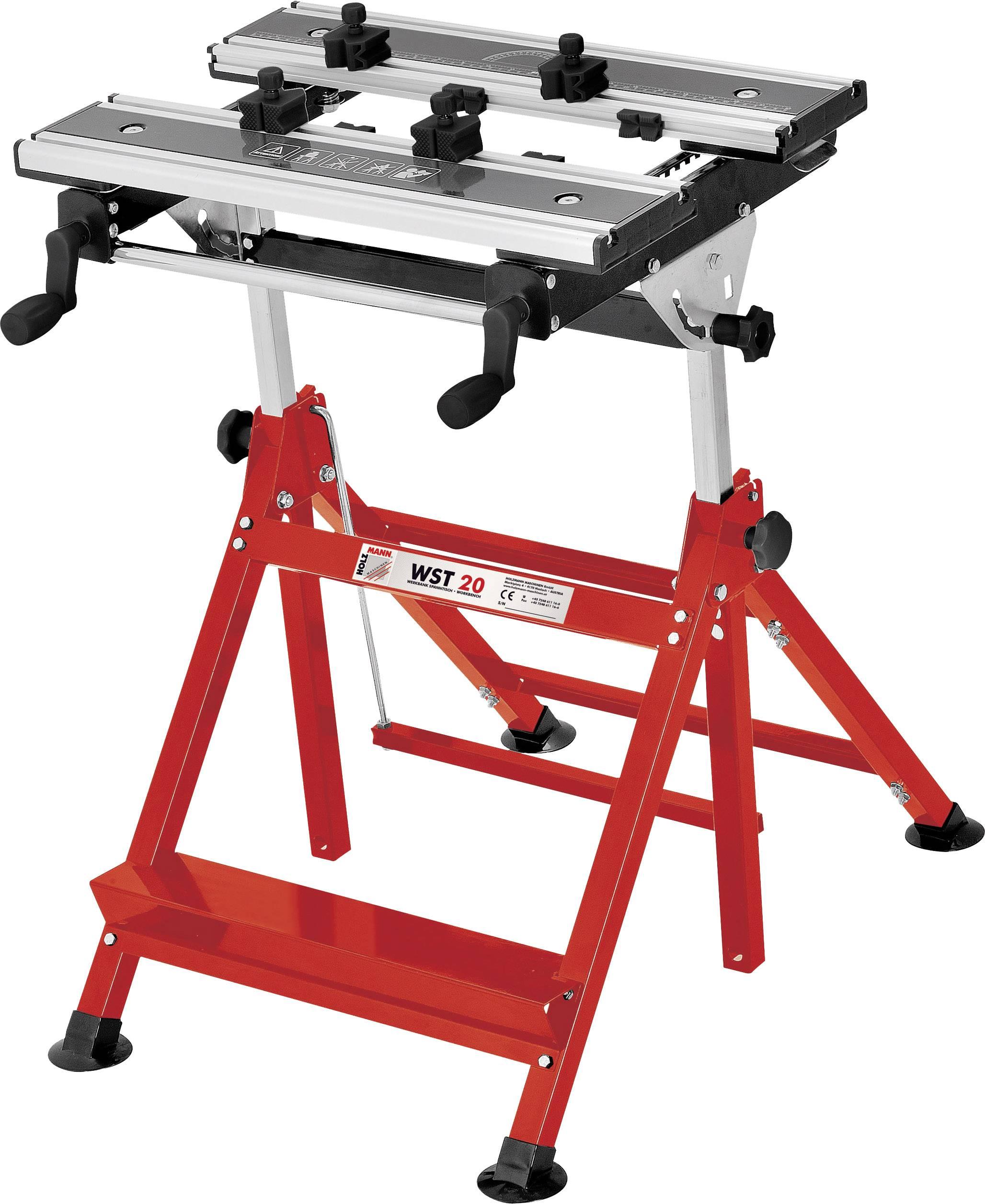 Holzmann Maschinen WST20 Pracovní stůl 13.5 kg