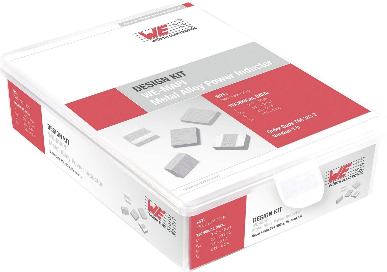Würth Elektronik WE-MAPI 7443832, 310 ks