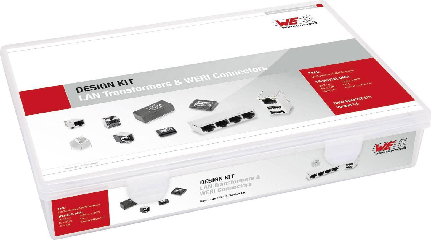 Sada Würth Elektronik LAN 749 615