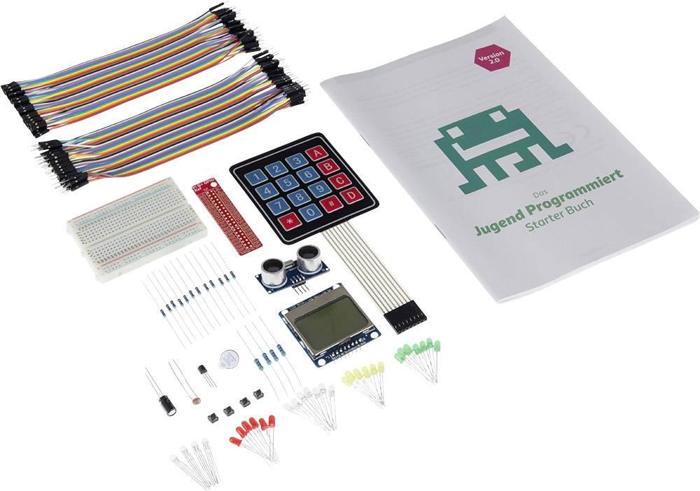Výuková sada Jugend programmiert Starter Set für Raspberry 1434230