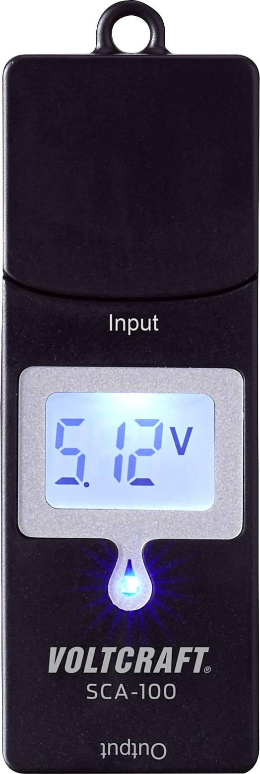 USB adaptér VOLTCRAFT SCA-100