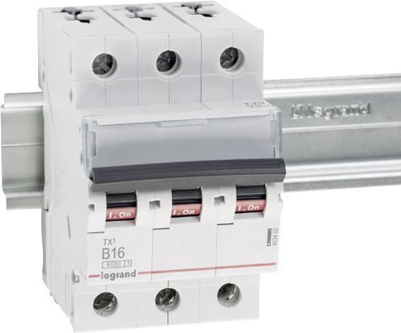 Elektrický jistič Legrand 403402, 3pólový, 16 A, 400 V