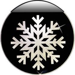 LED okenní dekorační osvětlení sněhová vločka Krinner 76100 76100