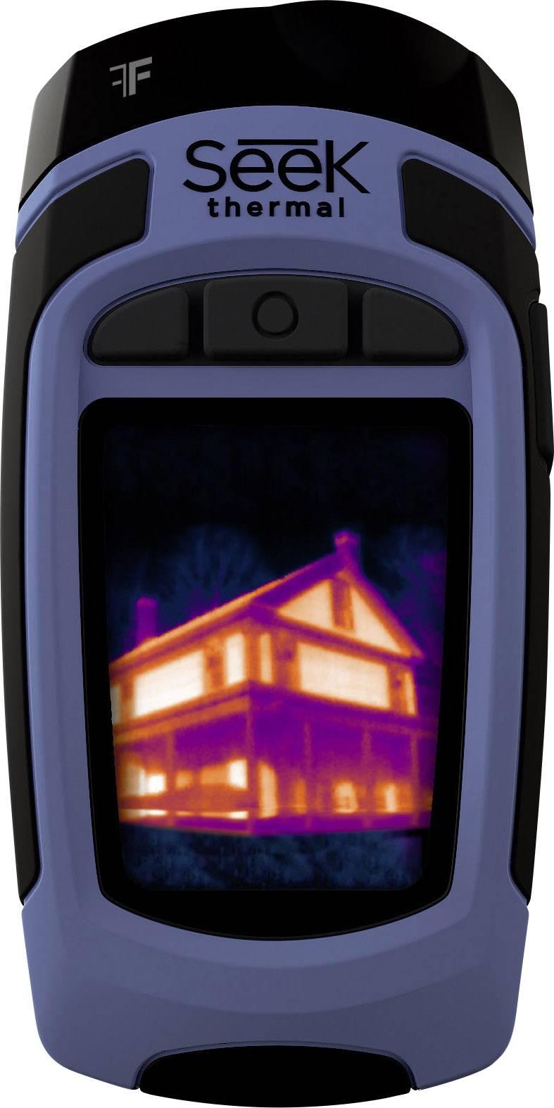 Termokamera s LED svítilnou Seek Thermal Reveal FF (Fast Frame) RW-EAAX, 206 x 156 pix
