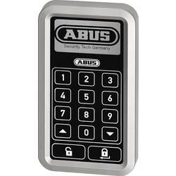 Bezdrátová klávesnice ABUS CFT3000W, 10126 k bezdrátovému zámku dveří, stříbrná