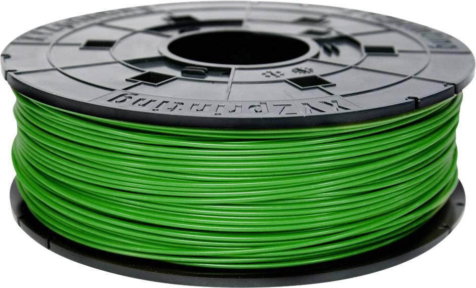 Vlákno pro 3D tiskárny XYZprinting RFPLCXEU0AD, PLA plast, 1.75 mm, 600 g, neonově zelená (fluorescenční)