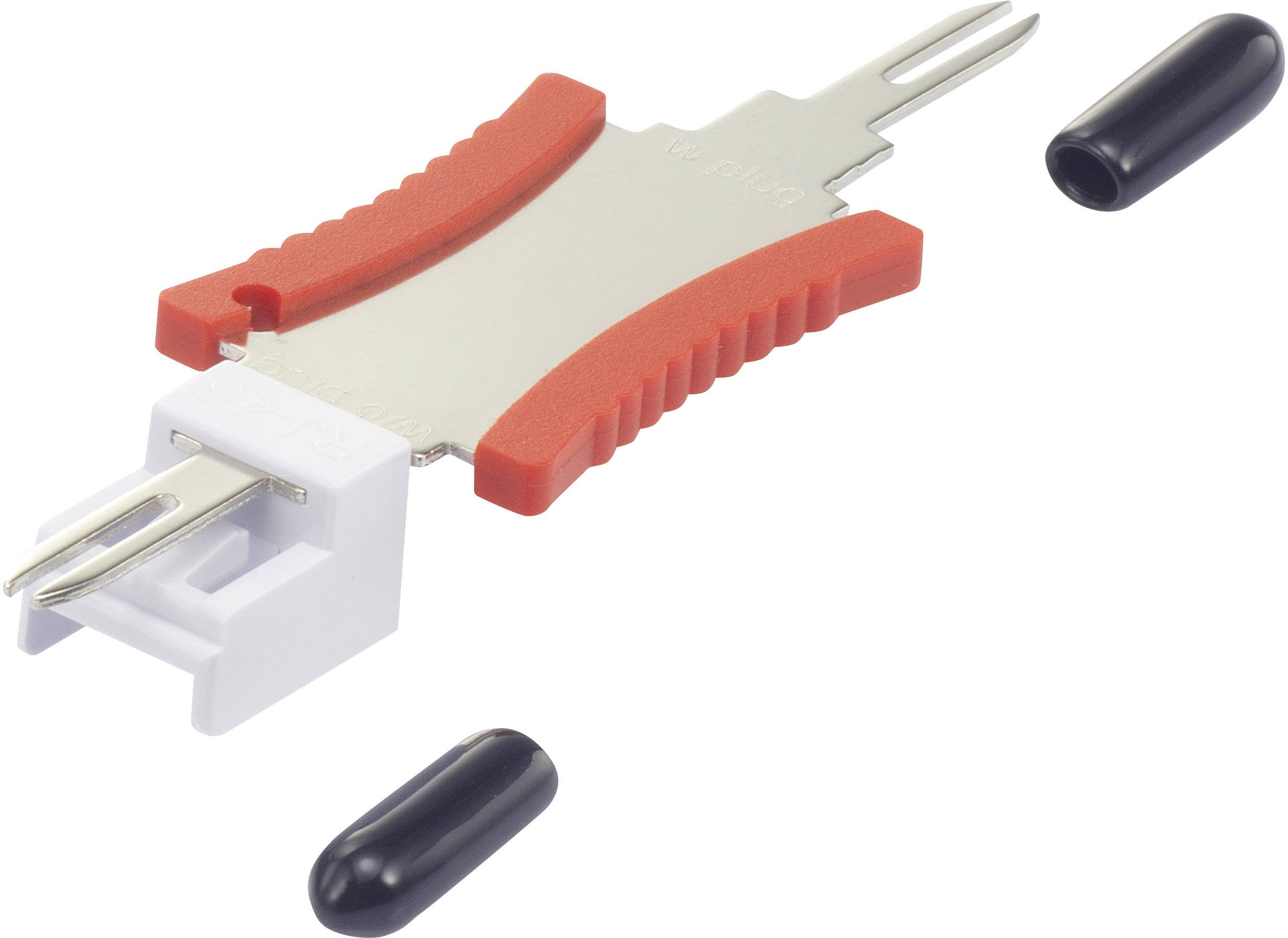 Uvolňovací nástroj na odblokovanie a zablokovanie sieťových káblov Renkforce RF-4311477