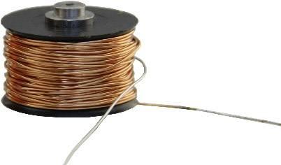 Medený drôt smaltovaný lakom BELI-BECO M 17, vonkajší Ø 0.33 mm, 10 m