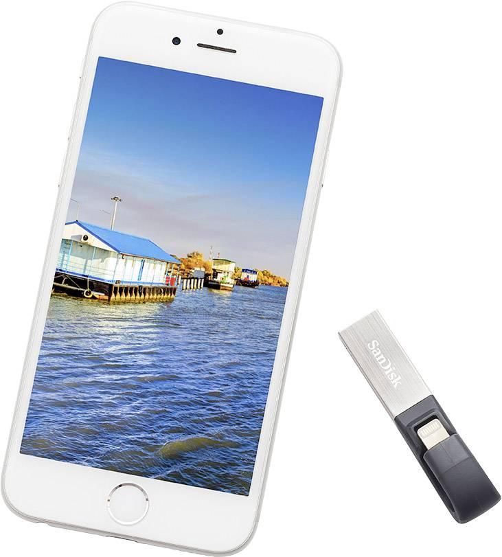 Rozšíření paměti pro smartphony a tablety